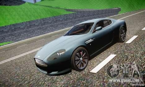 Aston Martin DB9 2005 V 1.5 für GTA 4 Innen