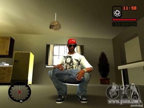 GTA IV Animation in San Andreas pour GTA San Andreas sixième écran