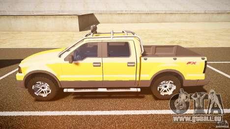 Ford F150 FX4 OffRoad v1.0 pour GTA 4 est une gauche