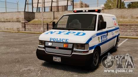 Polizei Speedo für GTA 4