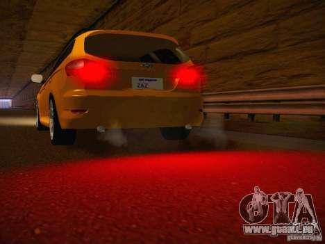 Ford Mondeo Sportbreak pour GTA San Andreas vue intérieure