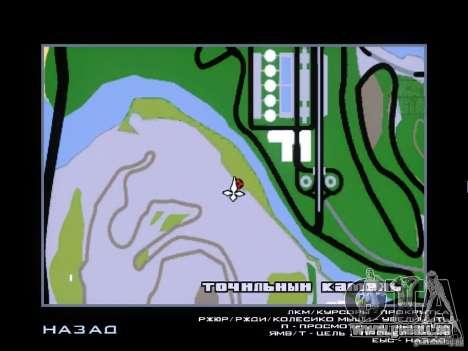 Piggsy on Mount Chilliad pour GTA San Andreas cinquième écran