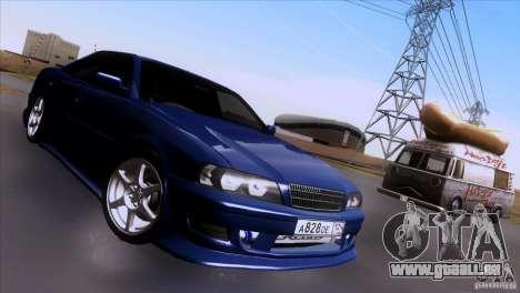 Toyota Chaser Tourer für GTA San Andreas rechten Ansicht