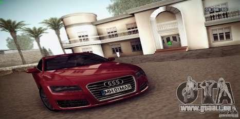 ENB Graphics Mod Samp Edition pour GTA San Andreas deuxième écran