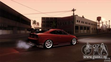 Acura RSX Spoon Sports für GTA San Andreas Innen