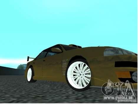 Deluxo Wheels Mod pour GTA San Andreas sixième écran