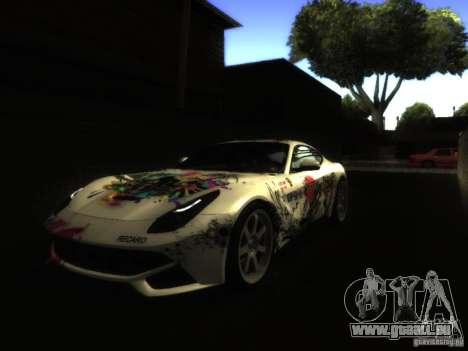 ENB Series Project BRP pour GTA San Andreas troisième écran