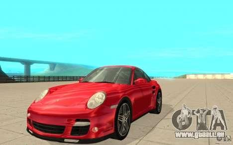 Porsche 911 (997) Turbo v3.0 pour GTA San Andreas