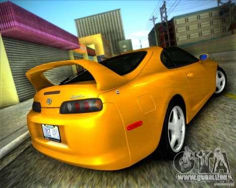 ENBSeries by ibilnaz pour GTA San Andreas deuxième écran
