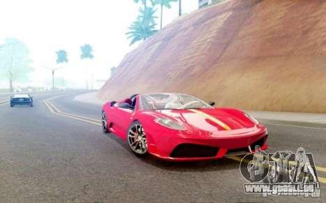 Sompelling ENBSeries pour GTA San Andreas deuxième écran