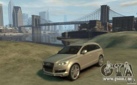 Audi Q7 für GTA 4