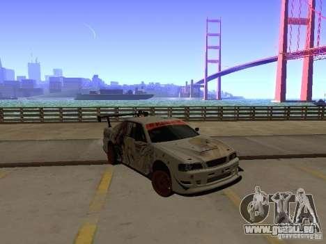 Toyota Chaser JZX100 Tuning by TCW für GTA San Andreas rechten Ansicht