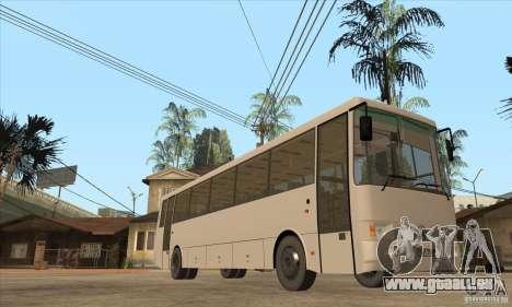 LAZ 52078 (Liner-12) pour GTA San Andreas vue arrière