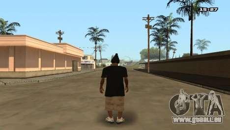 Skin Pack Ballas für GTA San Andreas achten Screenshot