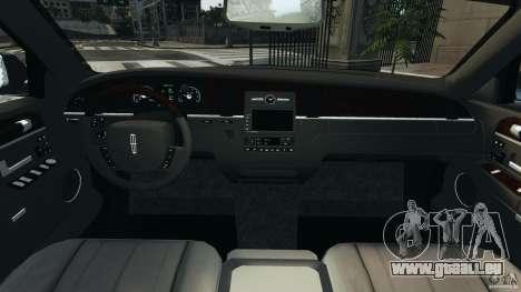 Lincoln Town Car Limousine 2006 für GTA 4 rechte Ansicht