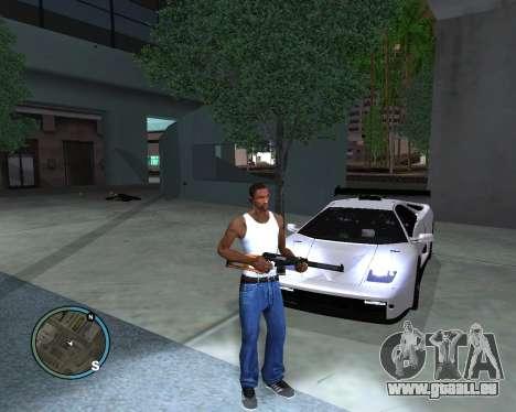 VSS Vintorez für GTA San Andreas