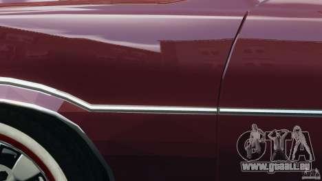 Oldsmobile Vista Cruiser 1972 v1.0 pour GTA 4 roues