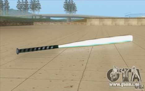 Low Chrome Weapon Pack pour GTA San Andreas douzième écran