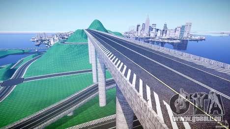 Drift Paradise V2 pour GTA 4 quatrième écran