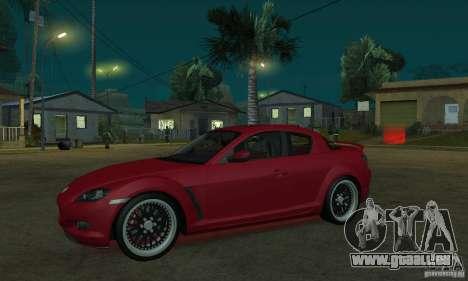 Néons rouges pour GTA San Andreas quatrième écran