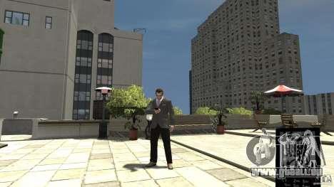 Linkin Park Theme für GTA 4 Sekunden Bildschirm