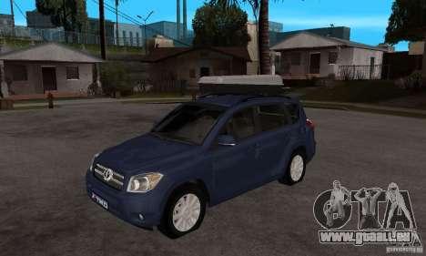 Toyota RAV4 V2 für GTA San Andreas