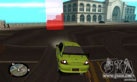 Courses de rue pour GTA San Andreas