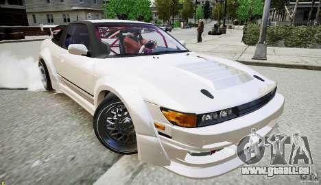 Nissan Sileighty pour GTA 4 est une gauche