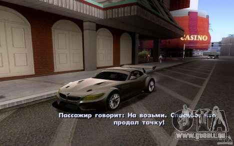 Classic Cars For Sale sur pour GTA San Andreas quatrième écran