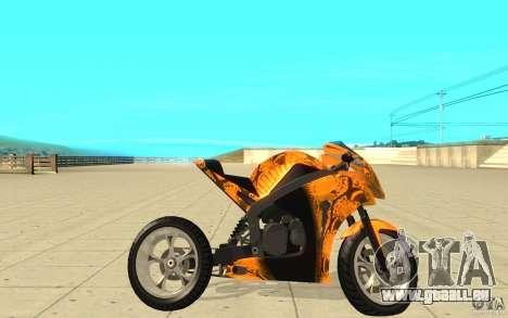 DoubleT Custom pour GTA San Andreas laissé vue