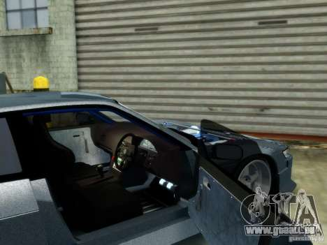 Nissan Silvia S13 für GTA 4 hinten links Ansicht
