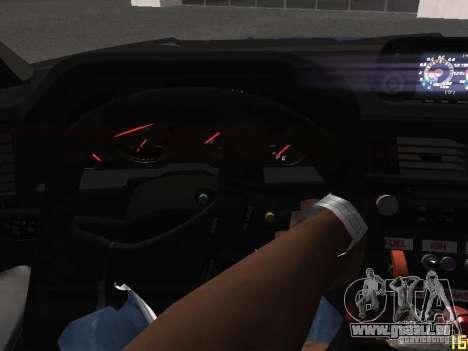 Nissan Skyline GT-R R34 V-Spec für GTA San Andreas Innen