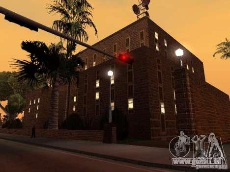Nouvel hôpital de textures à Los Santos pour GTA San Andreas deuxième écran