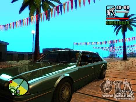 ENBSeries v2 pour GTA San Andreas