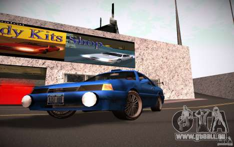 HD-Lichter für GTA San Andreas