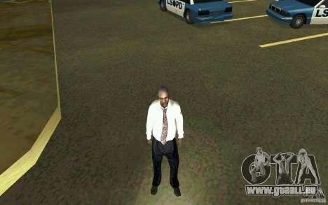 Civil HD pour GTA San Andreas troisième écran