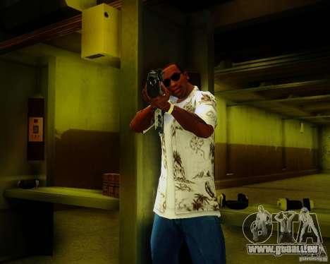 Tavor Tar-21 Digital für GTA San Andreas zweiten Screenshot