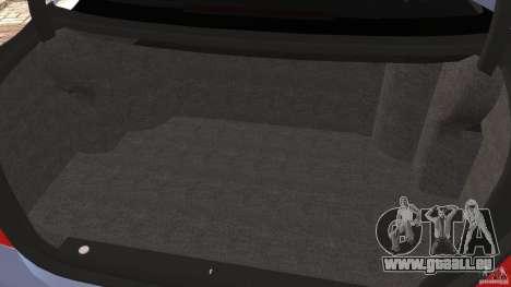Mercedes-Benz S W221 Wald Black Bison Edition für GTA 4 Unteransicht