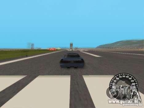 Compteur de vitesse Audi pour GTA San Andreas