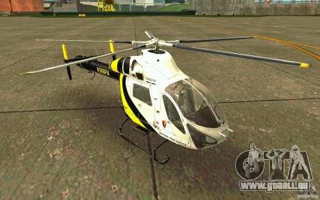 MD 902 Explorer pour GTA San Andreas