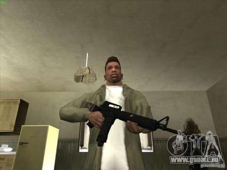 M16A4 pour GTA San Andreas