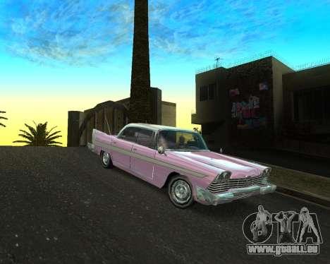 Plymouth Belvedere pour GTA San Andreas