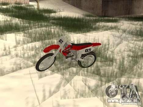 Neue Sanchez für GTA San Andreas