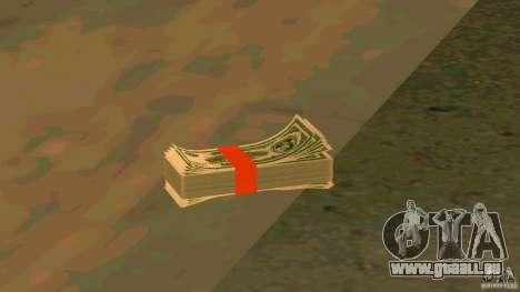 Actions de MMM v1 pour GTA San Andreas
