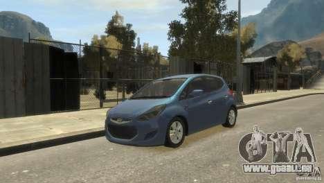 Hyundai IX20 2011 pour GTA 4