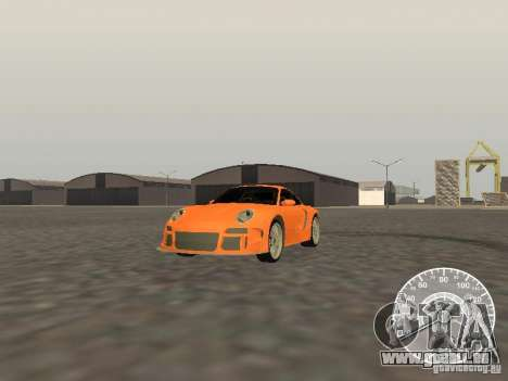 Porsche 911 GT3 Style Tuning pour GTA San Andreas