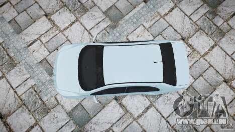 Volkswagen Voyage Comfortline für GTA 4 rechte Ansicht
