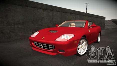 Ferrari 575 Superamerica v2.0 für GTA San Andreas