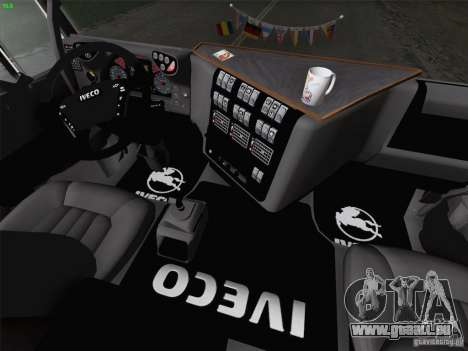Iveco Eurostar für GTA San Andreas