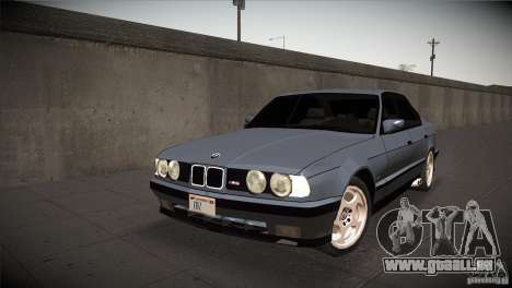 BMW M5 E34 1990 für GTA San Andreas